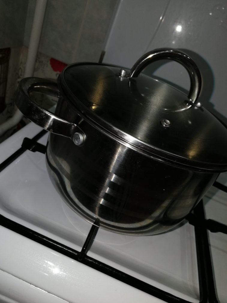 Фото рецепта - Пикантный супчик из консервов с персидской чечевицей - шаг 2