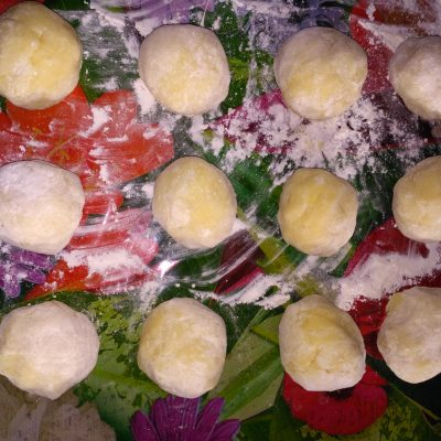 Фото рецепта - Картофельные зразы с грибами - шаг 3