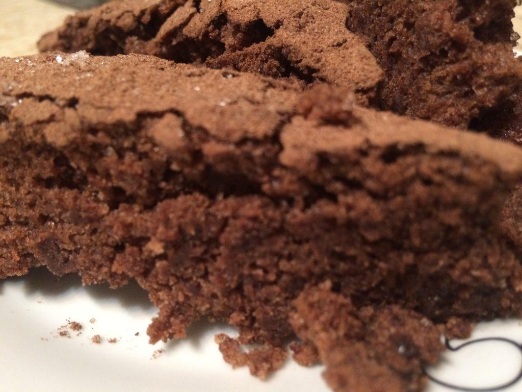 Фото рецепта - Шоколадный постный пирог - шаг 5