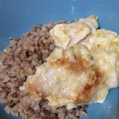 Курица с сыром пармезан - рецепт с фото