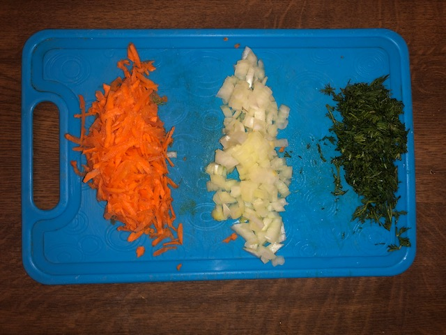 Фото рецепта - Суп-пюре с чечевицей и томатами - шаг 2