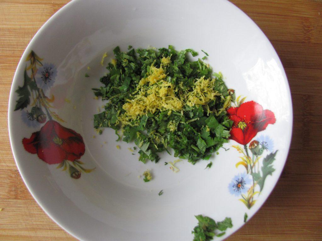 Фото рецепта - Острые блины с мясным фаршем - шаг 14