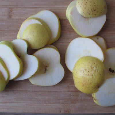 Фото рецепта - Яблочные дольки в кляре (оладьи) - шаг 1