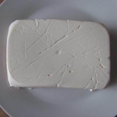Фото рецепта - Молочное желе из творога и хурмы - шаг 7