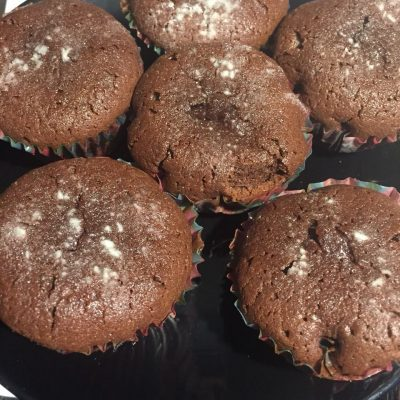 Шоколадный маффин – рецепт - рецепт с фото