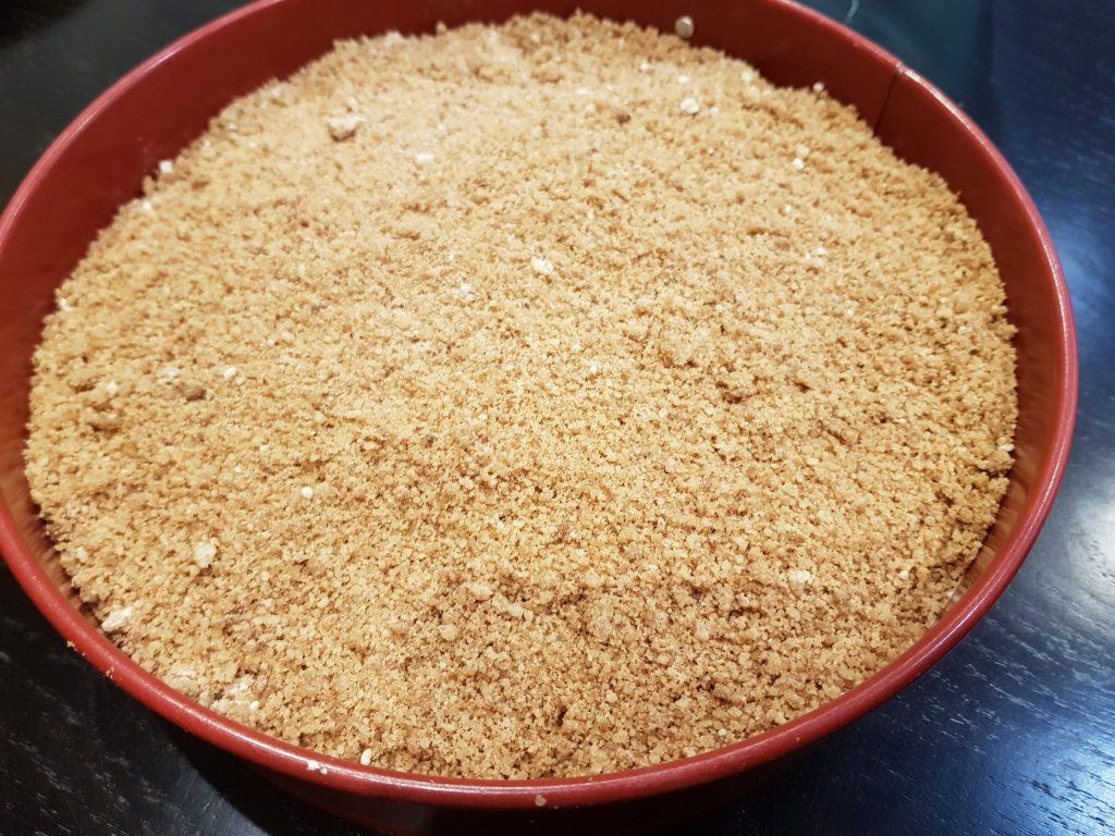 Фото рецепта - Открытый творожный пирог для детей - шаг 5