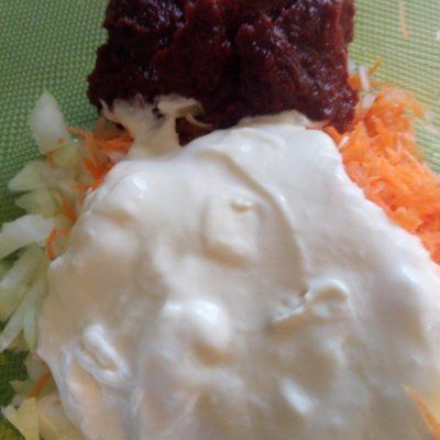 Фото рецепта - Тефтели в томатно-сметанной заливке - шаг 2