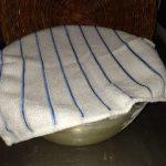 Фото рецепта - Дрожжевое тесто для пирогов, куличей, пирожков - шаг 4