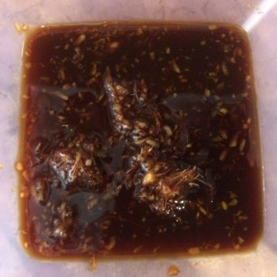 Фото рецепта - Курица кусочками по-азиатски на сковороде - шаг 2