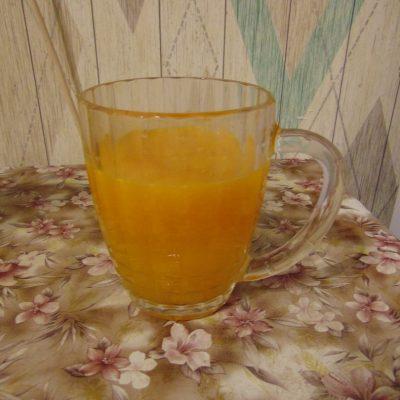 Фото рецепта - Облепиховый компот с имбирём - шаг 2