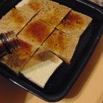 Фото рецепта - Тофу с нори в кляре - шаг 1