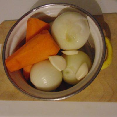 Фото рецепта - Печёночный торт - шаг 3