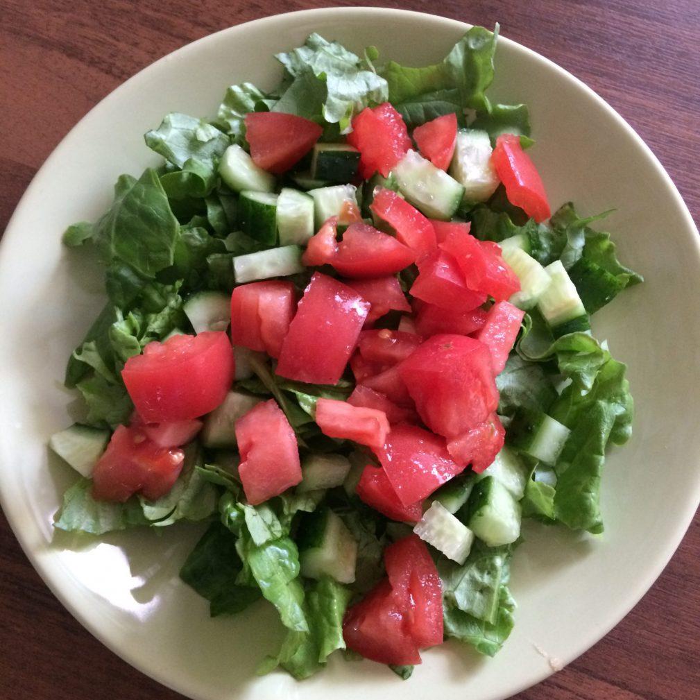 Фото рецепта - Теплый салат из морепродуктов под сливочно-апельсиновым соусом - шаг 2