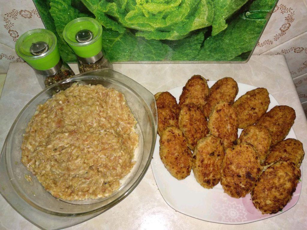Фото рецепта - Ленивые голубцы с рисом - шаг 3