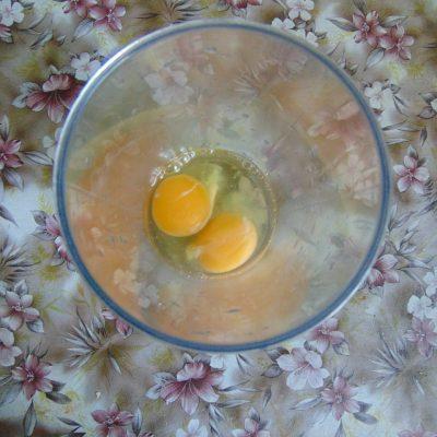Фото рецепта - Овсяный блин на кунжутном молоке - шаг 1