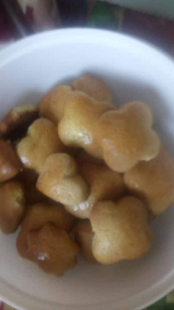 Фото рецепта - Постное печенье на рассоле - шаг 9