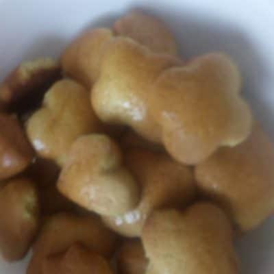Постное печенье на рассоле - рецепт с фото