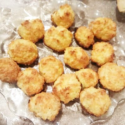 Печенье из кокосовой стружки - рецепт с фото