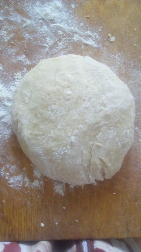 Фото рецепта - Постное печенье на рассоле - шаг 6
