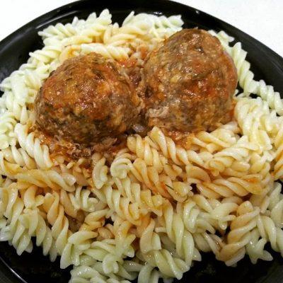 Натуральные фрикадельки в томатном соусе - рецепт с фото