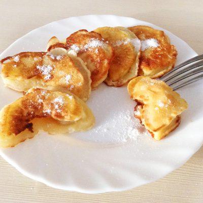 Жареные яблоки в кляре - рецепт с фото