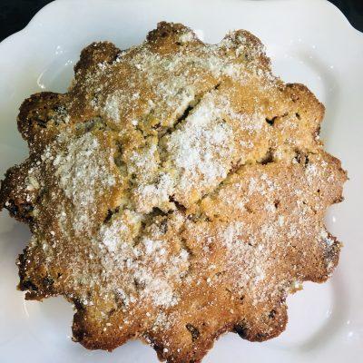 Фото рецепта - Кекс с курагой и изюмом - шаг 5