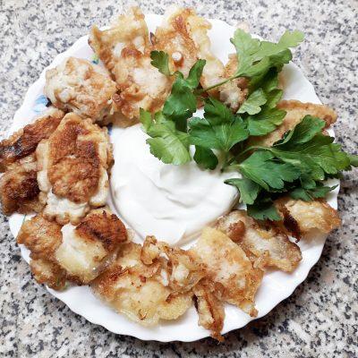 Рыбное филе минтая и тилапии в кляре - рецепт с фото