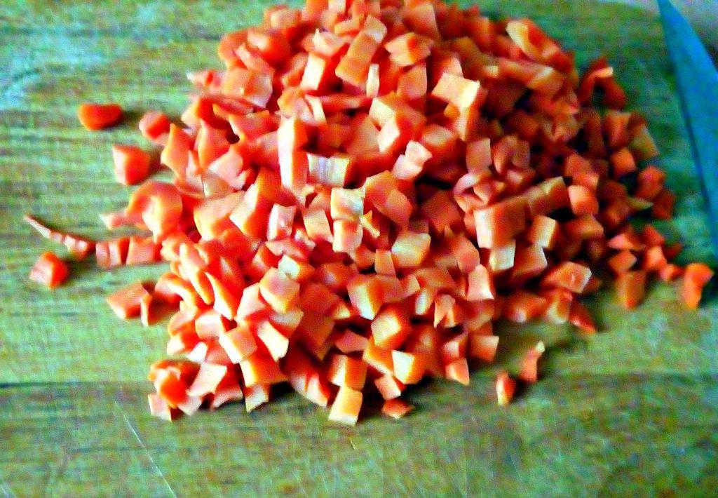 Фото рецепта - Пшеничная каша в сковороде (гарнир) - шаг 3
