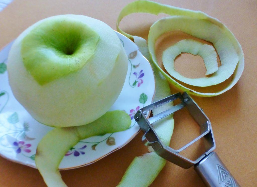 Фото рецепта - Жареные яблоки на гриле - шаг 2