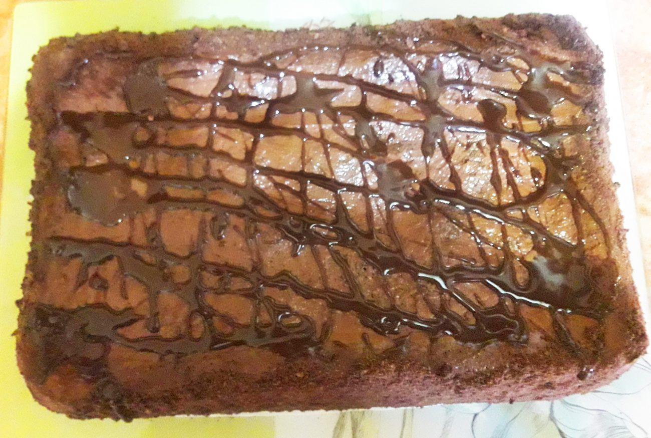"Торт ""Мир шоколада"""