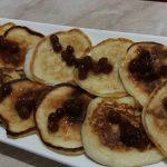 Фото рецепта - Оладьи на сметане и молоке - шаг 5