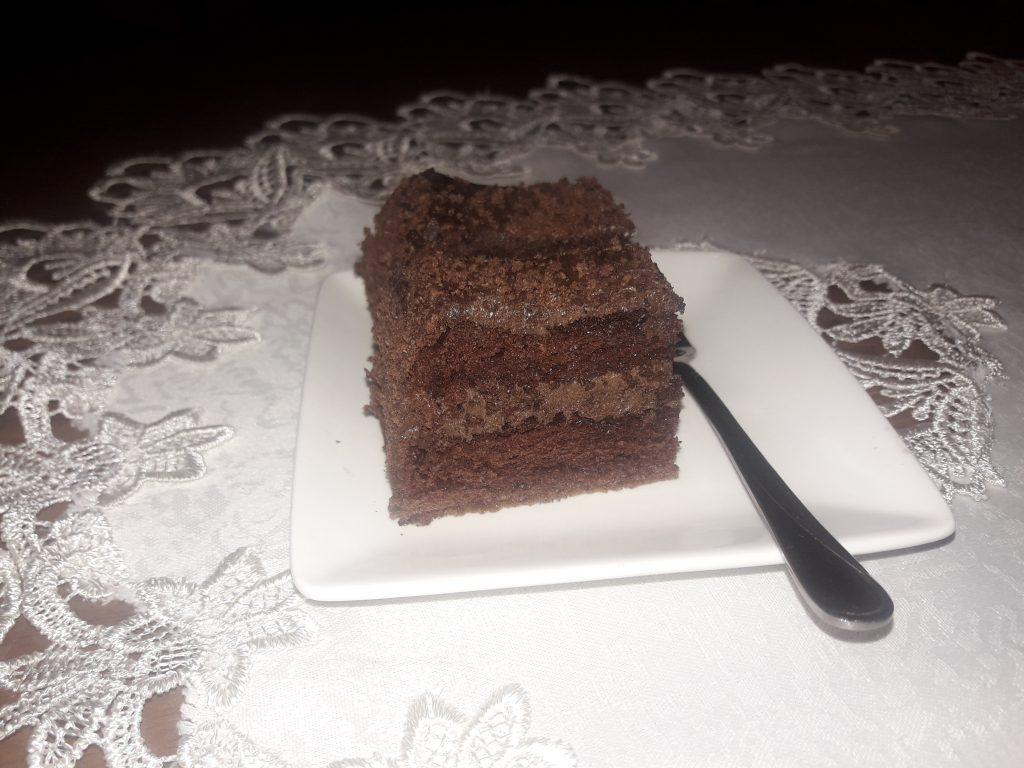 "Фото рецепта - Торт ""Мир шоколада"" - шаг 6"