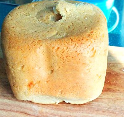 Дрожжевое тесто для хрустящего хлеба в хлебопечи - рецепт с фото