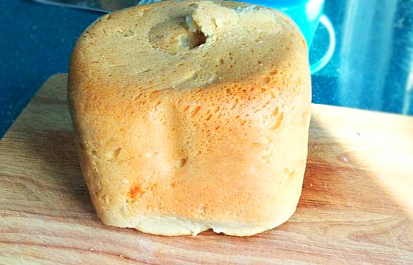 Дрожжевое тесто для хрустящего хлеба в хлебопечи