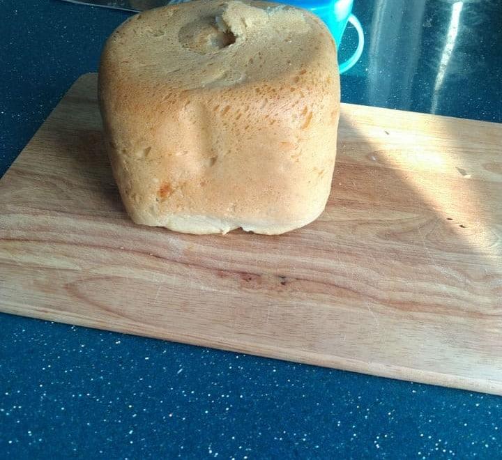 Фото рецепта - Дрожжевое тесто для хрустящего хлеба в хлебопечи - шаг 5