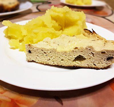 Куриное суфле в черносливом в мультиварке - рецепт с фото