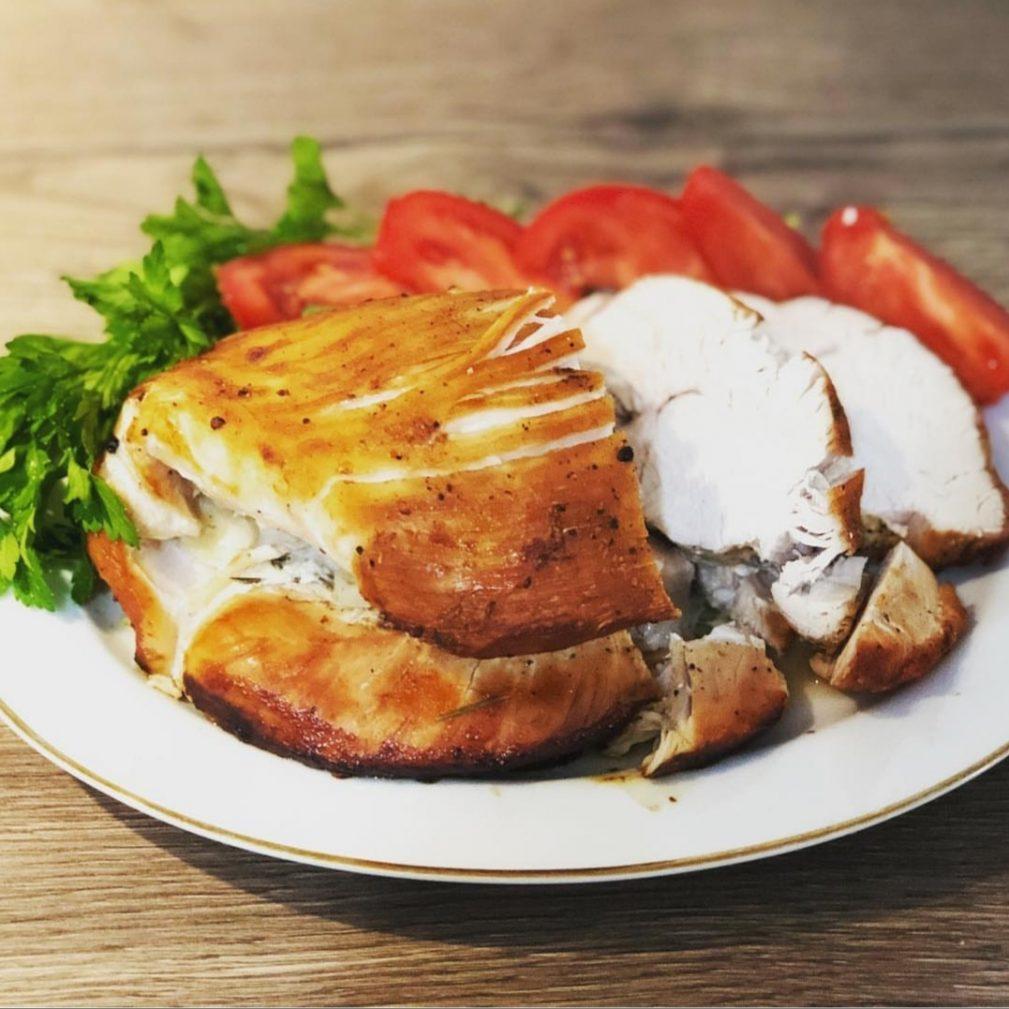 Фото рецепта - Сочное филе индейки в духовке - шаг 5