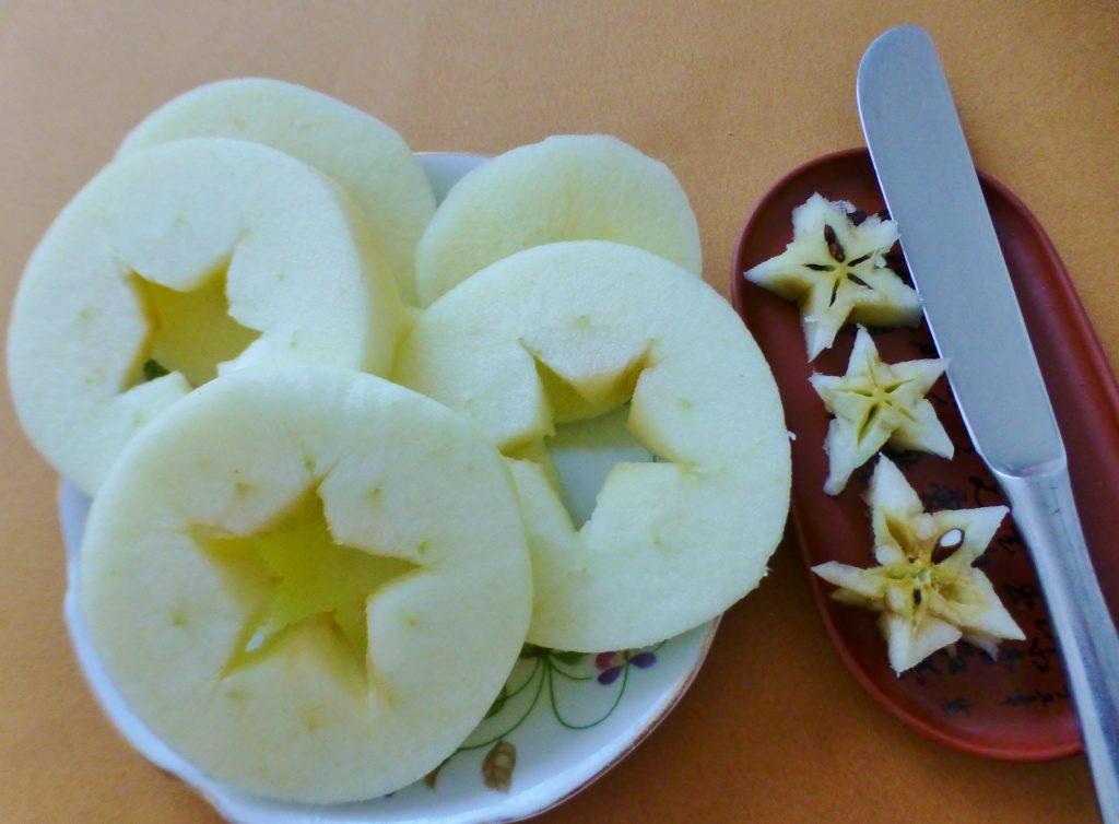Фото рецепта - Жареные яблоки на гриле - шаг 3