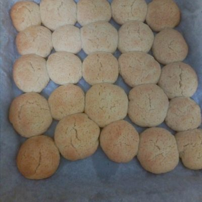 Фото рецепта - Ароматное медовое печенье - шаг 8