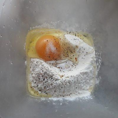 Фото рецепта - Рыбное филе минтая и тилапии в кляре - шаг 2