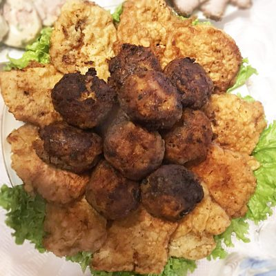 Отбивные из мяса индейки - рецепт с фото