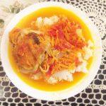 Вкусная подлива из курицы и овощей к рису