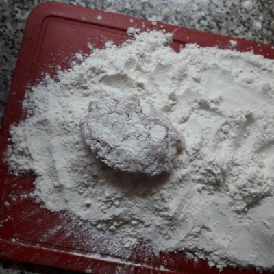 Фото рецепта - Жареные ленивые голубцы в форме котлеток - шаг 4