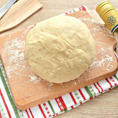 Тесто для чебуреков на водке - рецепт с фото
