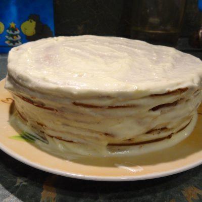 Фото рецепта - Классический медовик – пошаговый рецепт - шаг 9