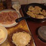 Фото рецепта - Отбивные из куриной грудки - шаг 6
