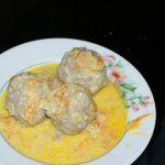 Фото рецепта - Тефтели с рисом из свино-говяжьего фарша для деток - шаг 9