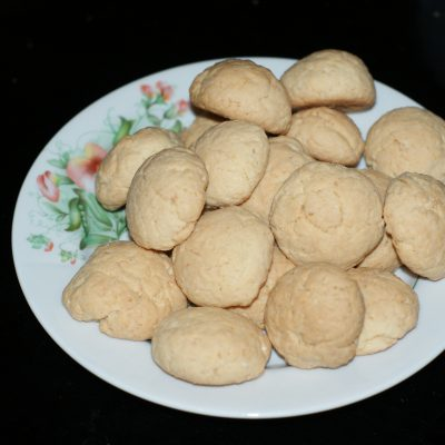 Фото рецепта - Кокосовое печенье - шаг 5