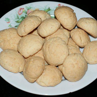 Кокосовое печенье - рецепт с фото