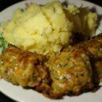 Фото рецепта - Свинина запеченная с маринованными огурцами - шаг 10
